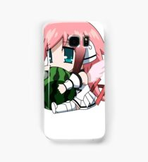 japan Chibi Samsung Galaxy Case/Skin