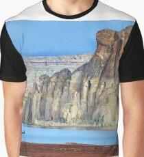 Lake Powell in Arizona, USA Graphic T-Shirt