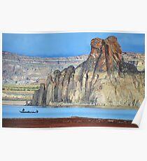 Lake Powell in Arizona, USA Poster