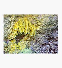 Sulphur Photographic Print