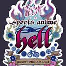 Sports Anime Hell by kiriska