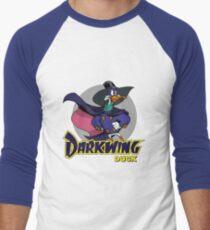 Darkwing-Ente Baseballshirt für Männer