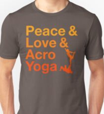 P&L&A.Y. (orange) T-Shirt