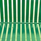 Linear Functions or Straight Curves in Green by Buckwhite