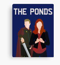 The Ponds Canvas Print