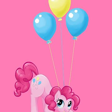 Pinkie Pie - Cutie mark by finalflyfar7