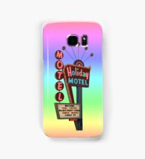 Holiday Motel Samsung Galaxy Case/Skin