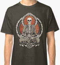 Skeleton Buddha Classic T-Shirt