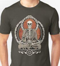 Skeleton Buddha Unisex T-Shirt