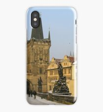 Charles Bridge, Prague iPhone Case/Skin