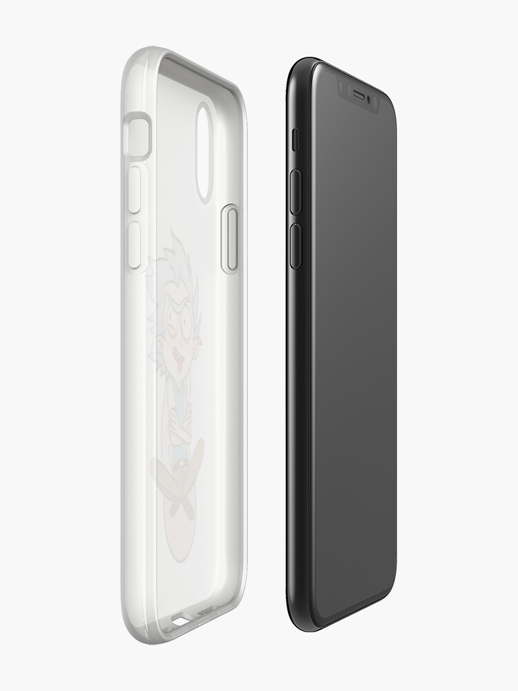 Alternate view of Tiny Rick iPhone Cases & Covers