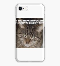 Cookie Meme iPhone Case/Skin