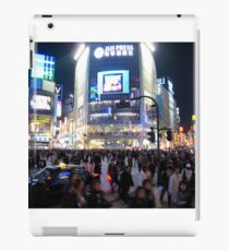 Shibuya Crossing iPad Case/Skin