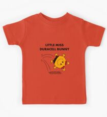Miss Duracell Bunny Kids Tee
