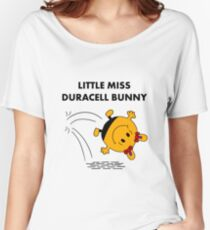 Miss Duracell Bunny Women's Relaxed Fit T-Shirt