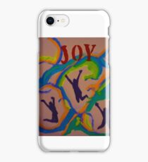 Joy-Again iPhone Case/Skin