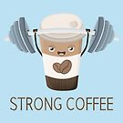 Strong Coffee by NirPerel