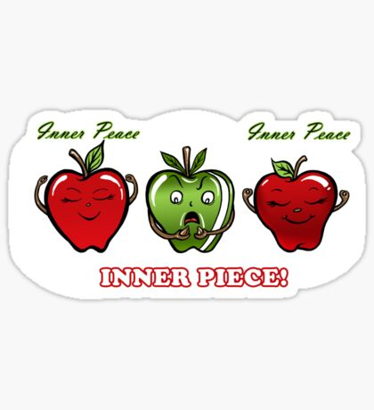 Inner Piece Sticker