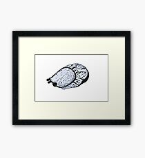 Luke i'm your father Framed Print