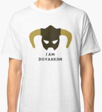 I am Dovahkiin Classic T-Shirt