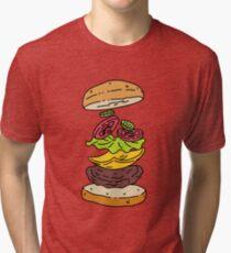 Roberts Burger Tri-blend T-Shirt