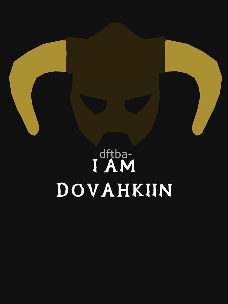 I am Dovahkiin by dftba-