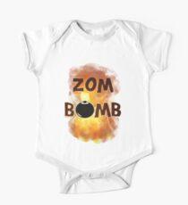 Zombomb One Piece - Short Sleeve