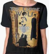 EMPIRE OF THE WOLF  Chiffon Top