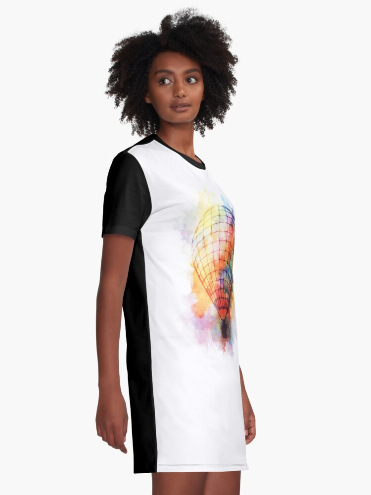 Alternate view of Young Forever - BTS Graphic T-Shirt Dress