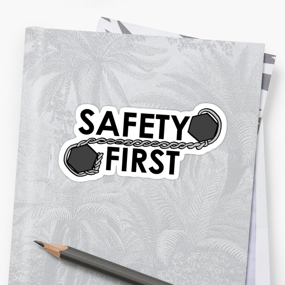 Safety First (safety Wire)\