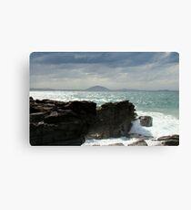 Queensland Cliffs Canvas Print