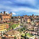 City of Rome by vivsworld