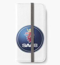 Saab iPhone Wallet/Case/Skin