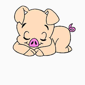 Piglet by stecas11