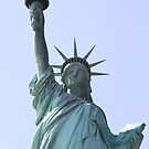 Statue of Liberty by Karl R. Martin