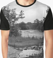 Frog Pond Graphic T-Shirt