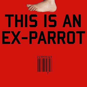 Ex-Parrot by upsidedownRETRO