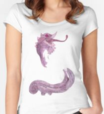 chameleos Women's Fitted Scoop T-Shirt