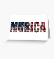 Murica!!!   Greeting Card