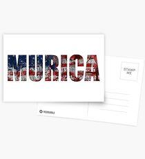Murica!!!   Postcards