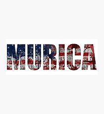 Murica!!!   Photographic Print