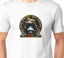 ISS Mission 25 Unisex T-Shirt