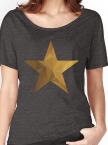 Hamilton - Full Star Women's Relaxed Fit T-Shirt