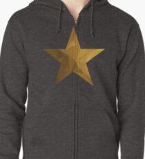 Sudadera con capucha y cremallera Hamilton - Estrella llena