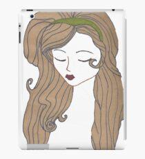 Pinup iPad Case/Skin