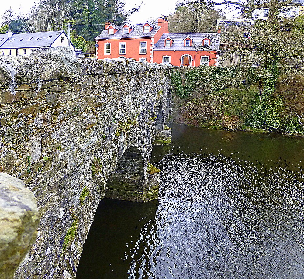 The Bridge Over The River Lennon...................Ireland by Fara