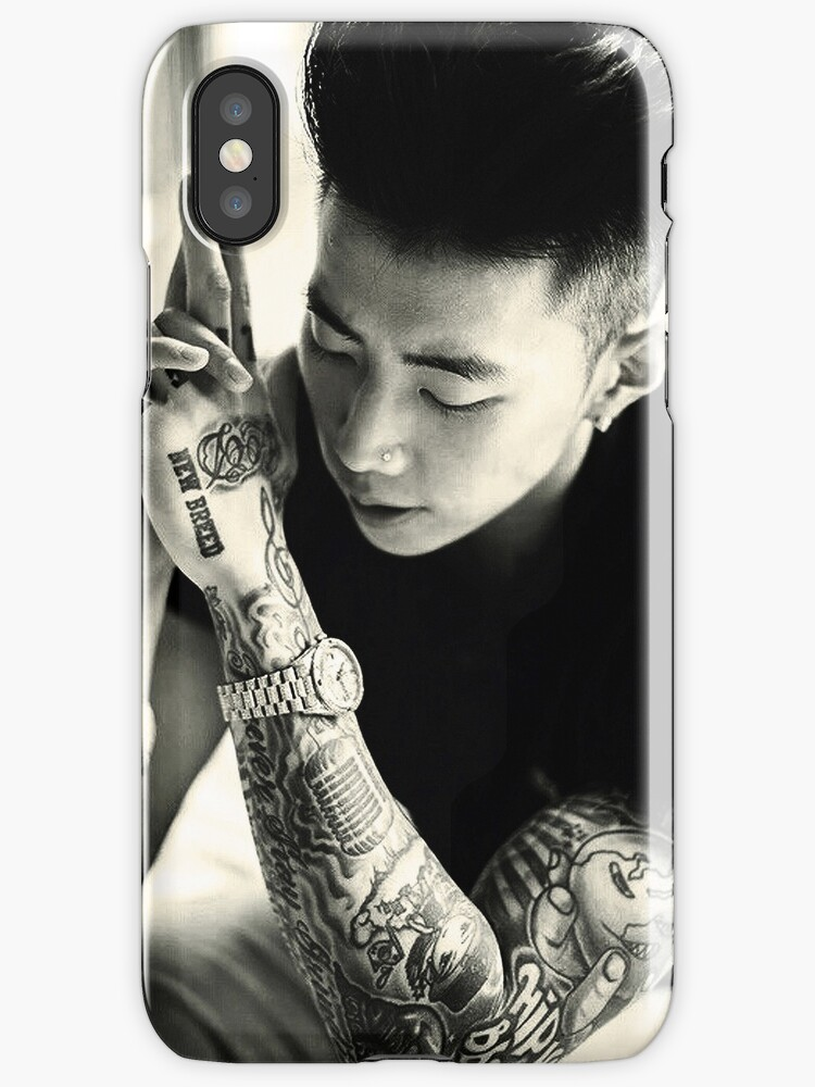 Jay park tattoos iphone cases covers by nimiri616 for Tattoo artist iphone cases