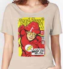 Post-Punk Comics | Whip It Women's Relaxed Fit T-Shirt
