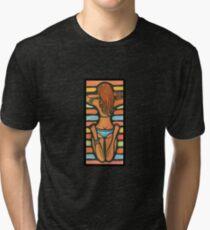 Sunny Girl Tri-blend T-Shirt