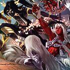 Dragon's Fury by Lorinda Tomko
